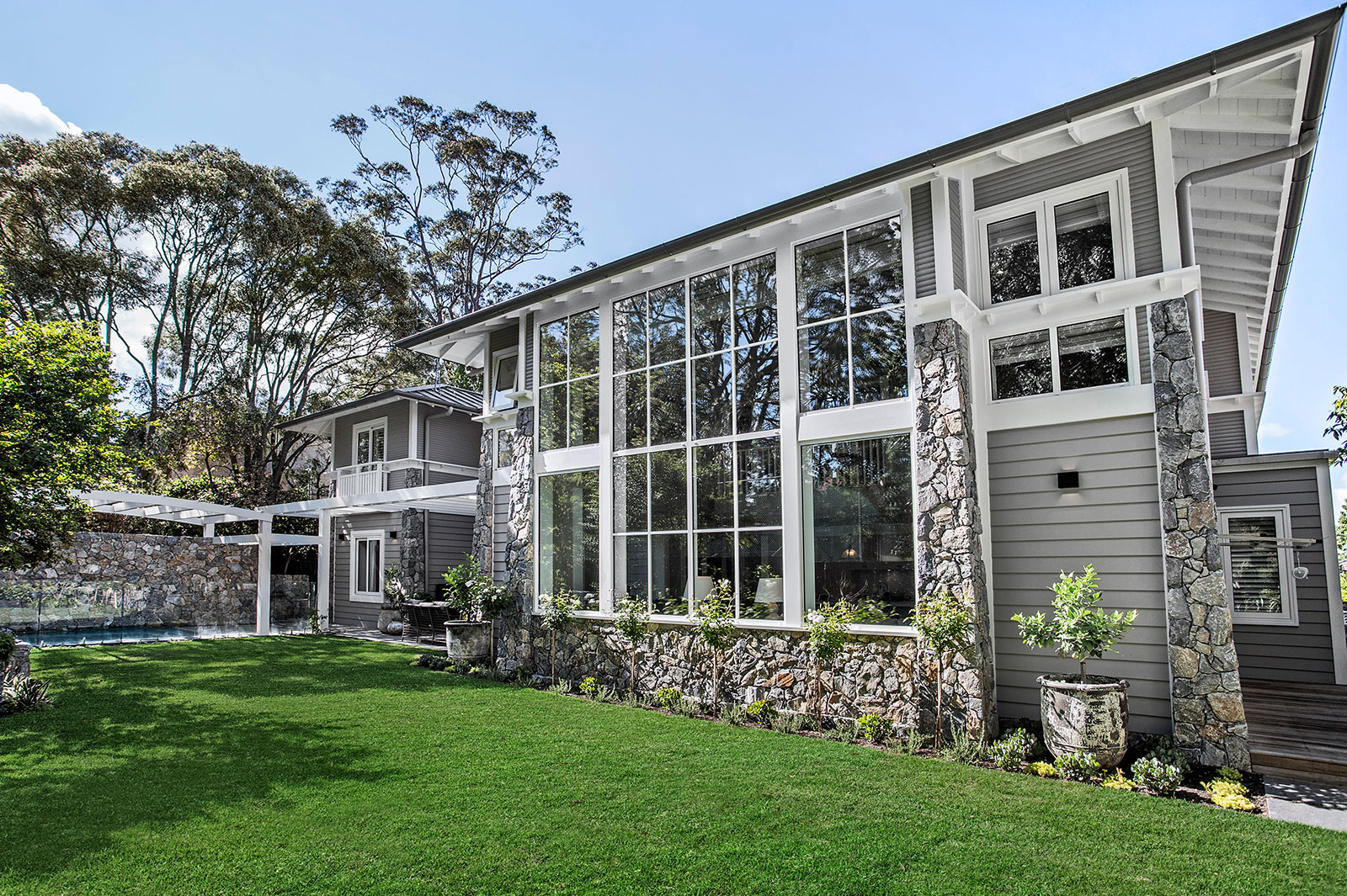 St Ives Aluminium Windows by Enviro Window Designs